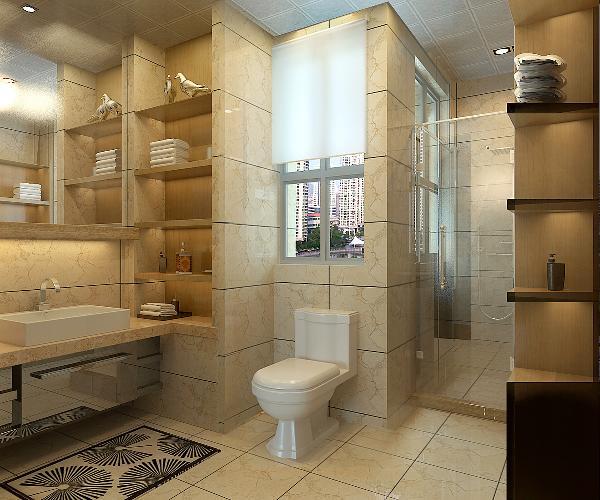 卫浴中整套的面盆是必不可少的家居物件,好好组合利用面盆及周遭的空间,会消除卫浴间太小的烦恼。
