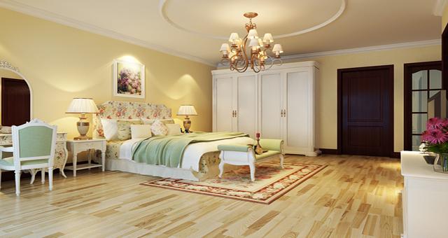 二居 欧式 田园 卧室图片来自北京居然元洲装饰在欧式与田园的完美结合的分享