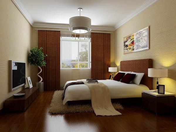 次卧:次卧面积略小一点,飘窗在这个房间比较占地,且使用率不高。把飘窗的地方改造,放下一个书桌,增加实用性,也非常方便了。
