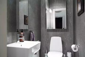 汇金玫瑰园129平三室装修效果图