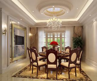 长滩壹号别墅古典欧式风格