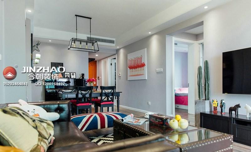 二居 客厅图片来自152xxxx4841在兰亭御湖城92平的分享