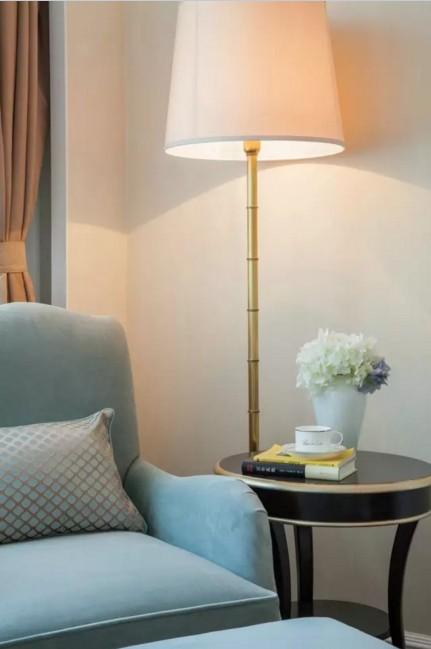 简约 欧式 三居 客厅图片来自实创装饰上海公司在160㎡简欧风,非常有家的感觉~的分享
