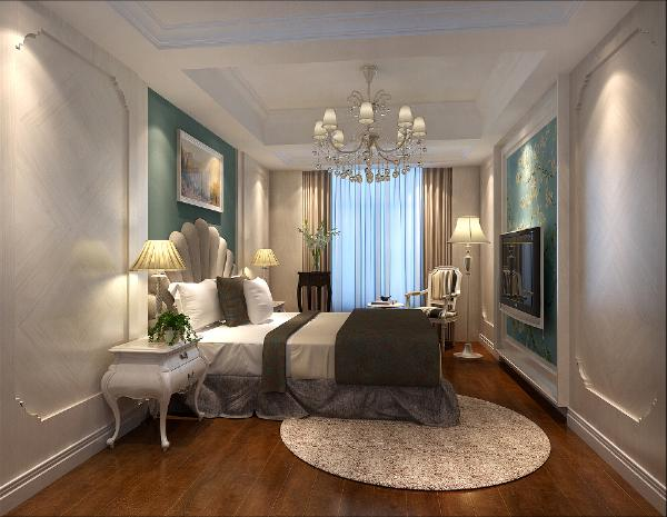这种风格从整体到局部、从空间到室内陈设塑造,精雕细琢,给人一丝不苟的印象。