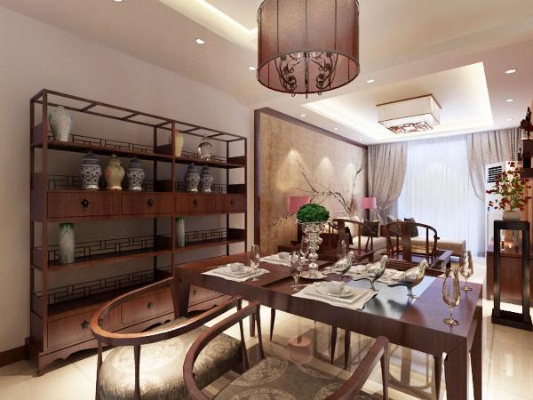 中式风格已经大行其道几年了,仍然保持很猛的势头,这是因为人们装修时总希望在经济、实用、舒适的同时,体现一定的中国文化品味。而中式风格不仅注重居室的实用性。