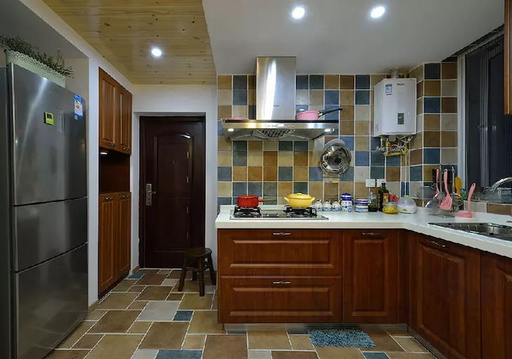 三居 收纳 白领 厨房图片来自广州泥巴公社装饰在北欧风.华景里的分享