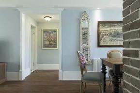 三居 美式 简约 收纳 现代 客厅 卧室 书房 餐厅 其他图片来自实创装饰晶晶在118㎡美式风情三居的分享