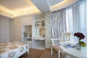 田园 简约 温馨 卧室图片来自九鼎建筑装饰工程有限公司成都分在126平白色基调浪漫田园风的分享