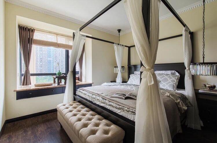 三居 简约 现代 银海华庭 140平 嘉年华装饰 卧室图片来自嘉年华装饰-叶彪在文化的底蕴的分享