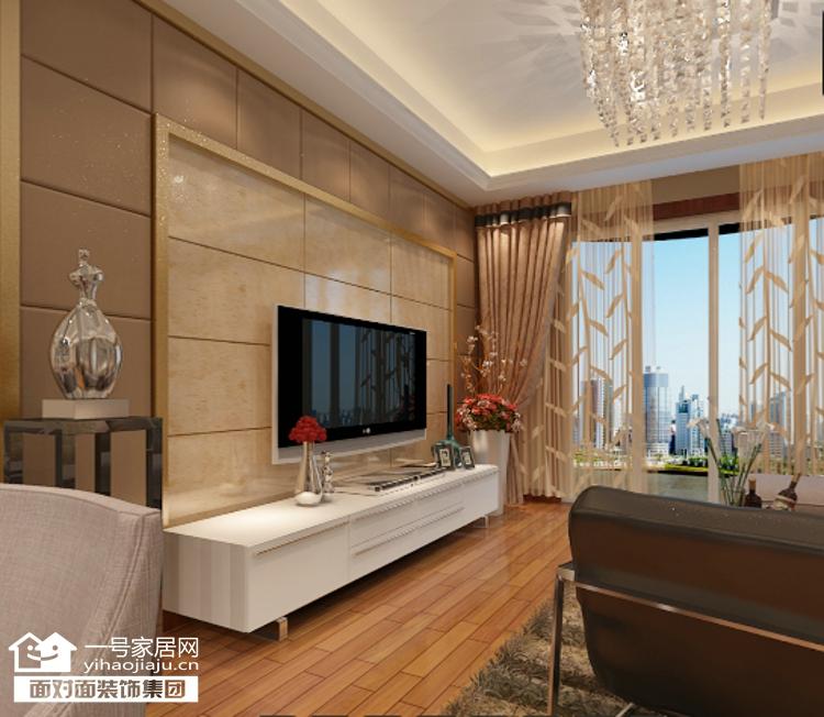 现代简约 二居 白领 收纳 80后 小资 客厅图片来自武汉一号家居在常青第五小区98现代简约装修案例的分享