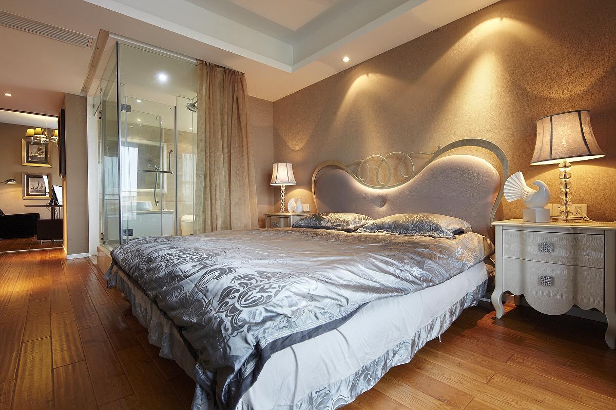 简约 小资 低调 卧室图片来自九鼎建筑装饰工程有限公司成都分在神仙树大院简约风的分享