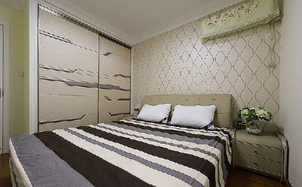 温馨舒适的卧室装修图片 喜欢收藏看大图 4/8 温馨舒适的卧室