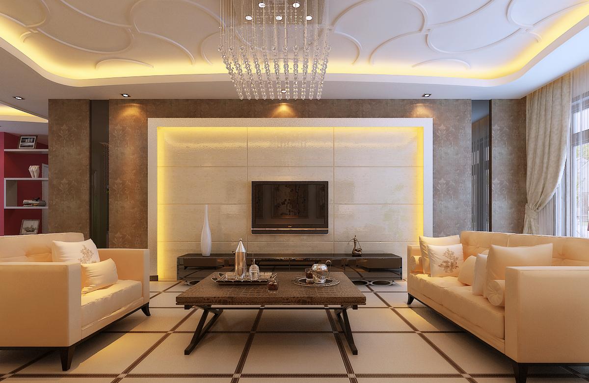 客厅图片来自石家庄装饰家美1在【案例赏析】四季上东的分享