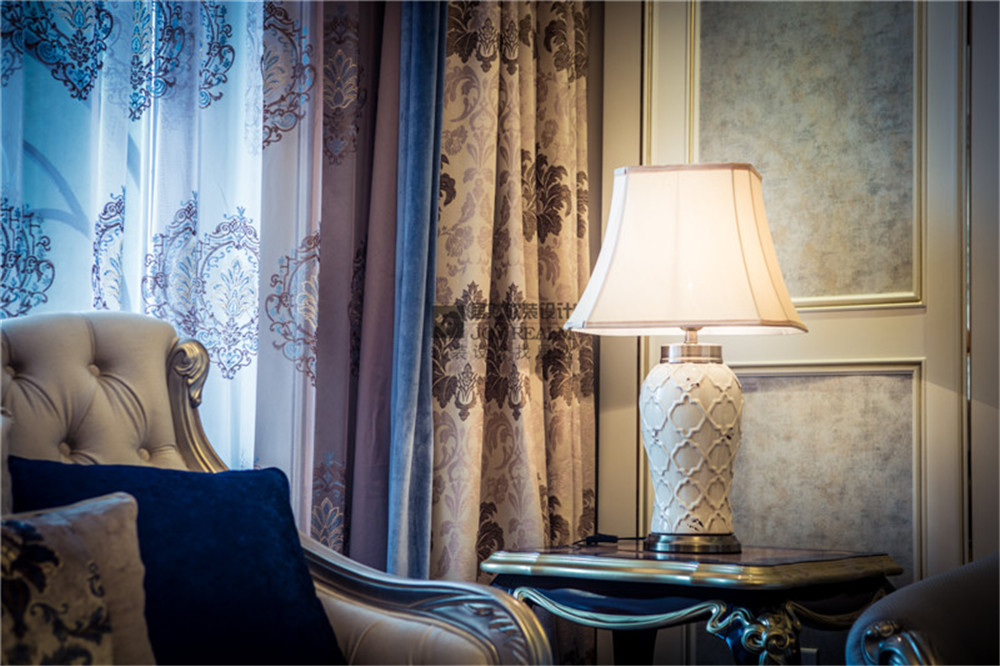 万源城御璄 居然软装 软装设计 实景 混搭 公寓 申远 客厅图片来自fy184603446在万源城御璄软装   复古的优雅的分享