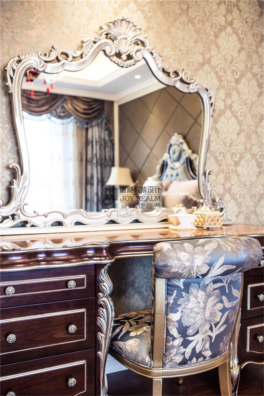 万源城御璄 居然软装 软装设计 实景 混搭 公寓 申远 卧室图片来自fy184603446在万源城御璄软装   复古的优雅的分享