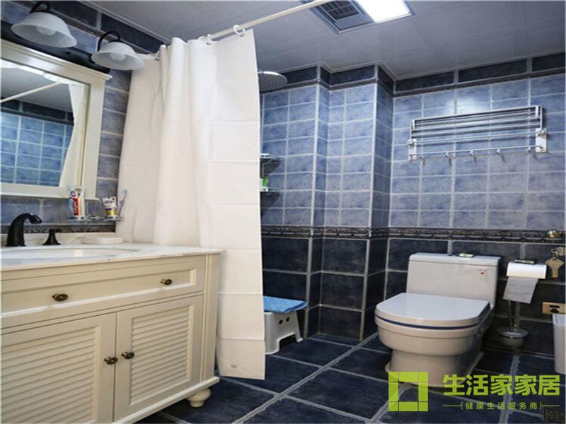 二居 80后 小资 混搭 美式乡村 高层 白领 生活家家居 卫生间图片来自天津生活家健康整体家装在诺德中心122的分享