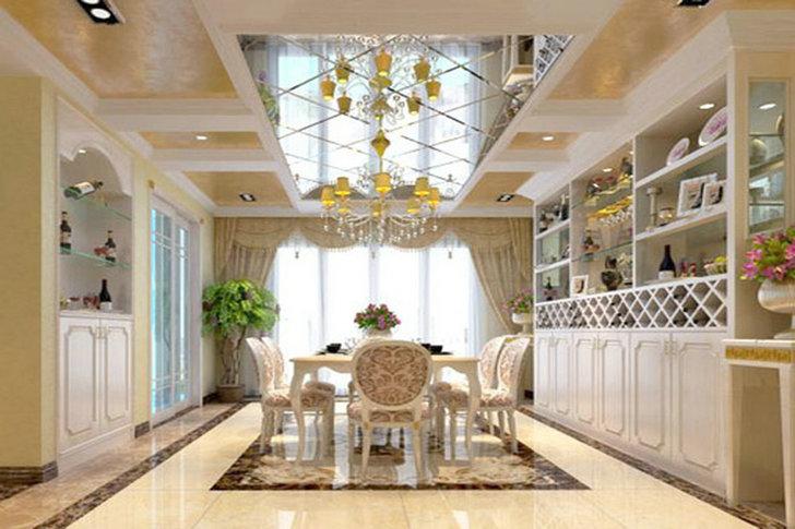 百旺杏林湾 餐厅图片来自业之峰装饰旗舰店在欧之爱的分享