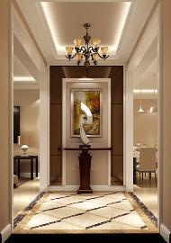 三室二厅的现代简约高度国际效果