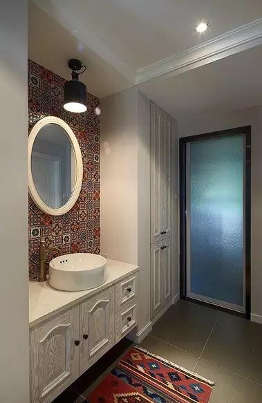 简约 欧式 田园 混搭 二居 三居 别墅 白领 旧房改造 卫生间图片来自实创装饰晶晶在05平小三房装修太美了的分享