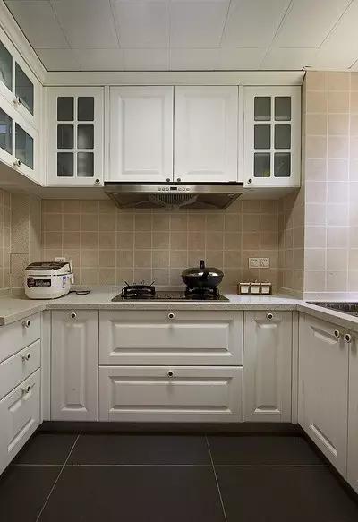 简约 欧式 田园 混搭 二居 三居 别墅 白领 旧房改造 厨房图片来自实创装饰晶晶在05平小三房装修太美了的分享