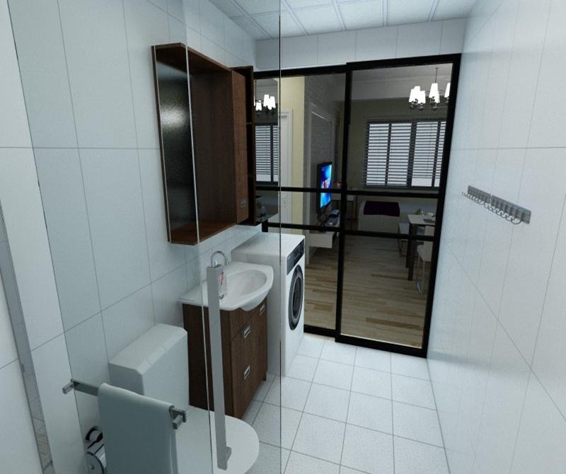 弗客城 84方 日式 两居 卫生间图片来自cdxblzs在弗客城  84方 日式 两居的分享