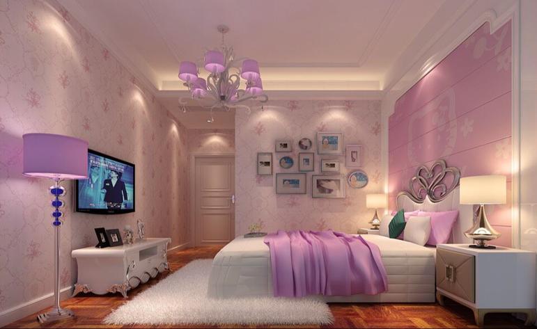 欧式 卧室图片来自重庆居众装饰在居众装饰——欧式风格卧室集锦的分享