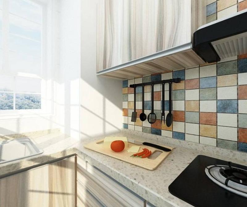 弗客城 84方 日式 两居 厨房图片来自cdxblzs在弗客城  84方 日式 两居的分享