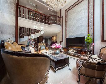 新古典风三居·朗朗大气的美宅