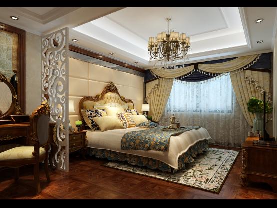 卧室图片来自JingYiPrize人居空间设计大赛在朱瑞-龙阳一号的分享