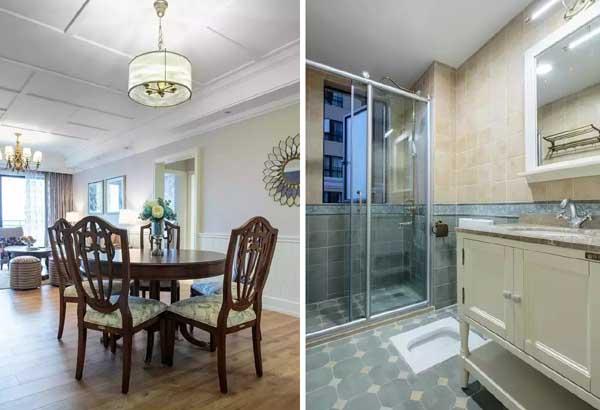 白领 卫生间图片来自上海潮心装潢设计有限公司在华亭公寓135平美式乡村风格样间的分享