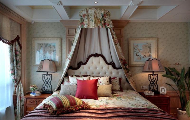 田园 卧室图片来自四川幸福魔方装饰在今日清河湾-欧式田园的分享