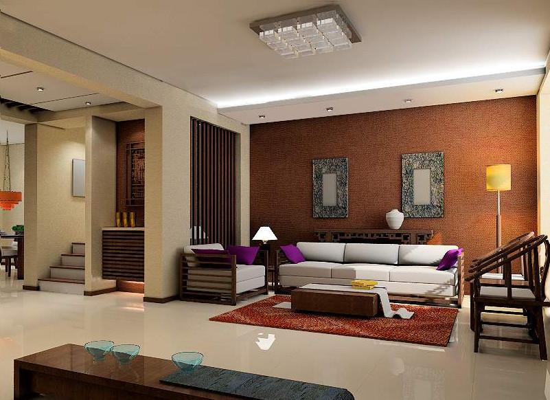 客厅图片来自北京居然元洲装饰小尼在260平米中式风格,典雅大方的分享