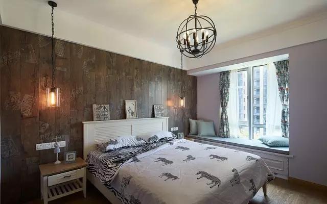 简约 欧式 田园 混搭 二居 三居 别墅 白领 旧房改造 卧室图片来自实创装饰晶晶在05平小三房装修太美了的分享