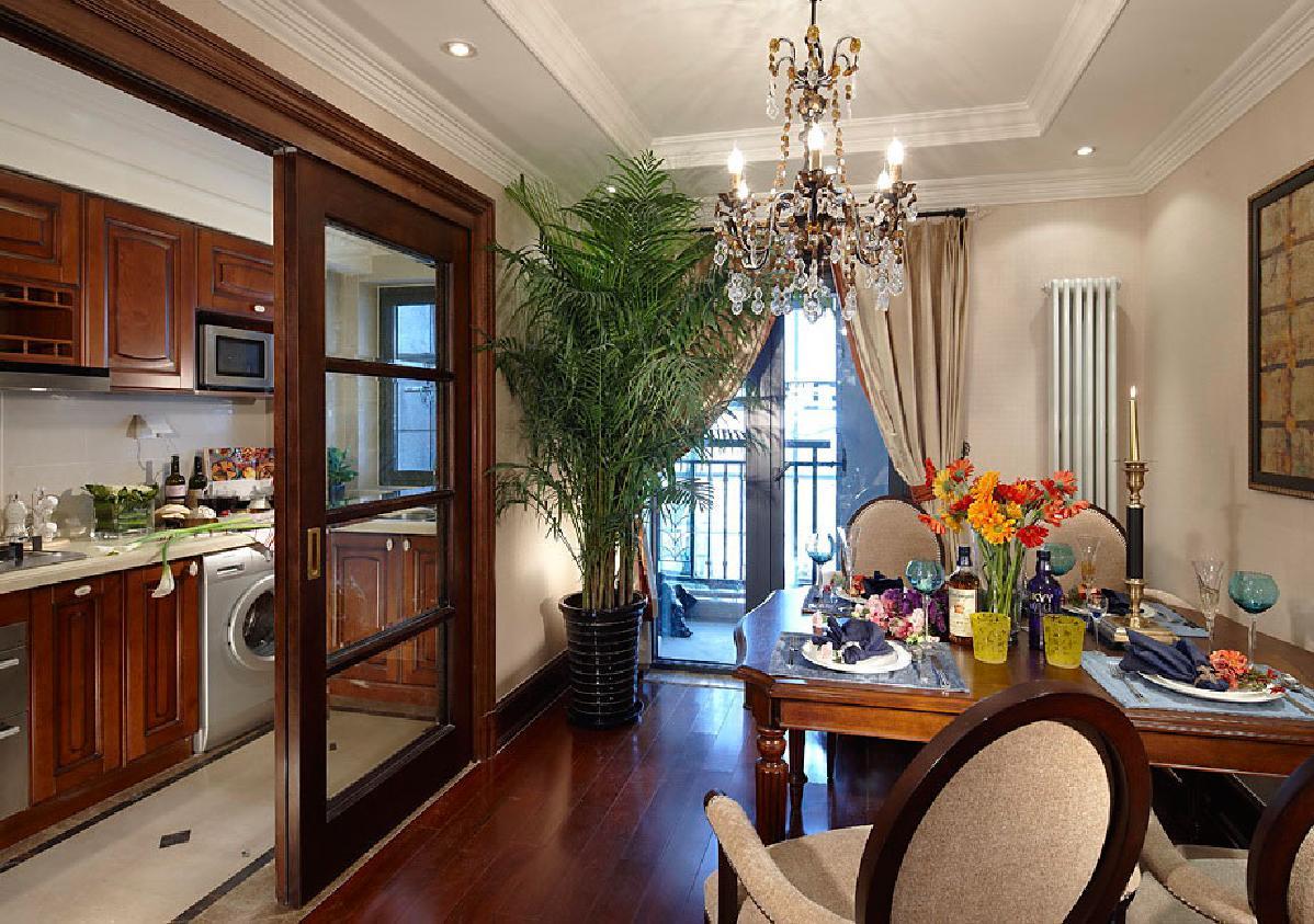 简约 田园 欧式 混搭 三居 别墅 客厅 卧室 厨房图片来自陕西东宫装饰在天鹅堡的分享