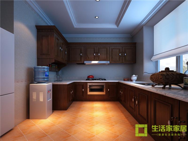 欧式 小资 白领 生活家 生活家家居 厨房图片来自天津生活家健康整体家装在融创中心183的分享