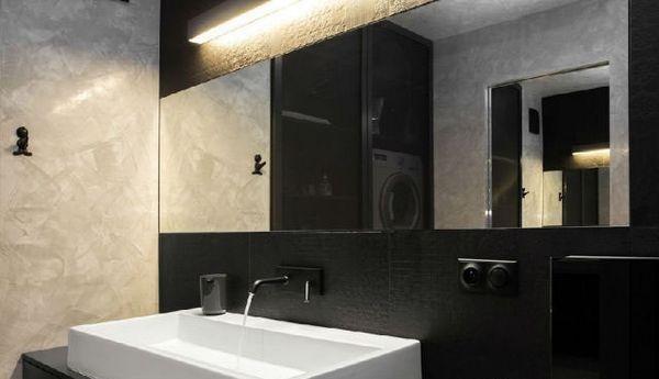 男士公寓 装修 暗黑图片来自北京大成日盛在暗黑系男士公寓装修 魅力十足的分享