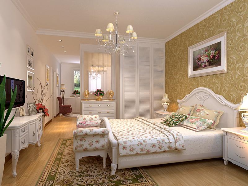 卧室图片来自北京居然元洲装饰小尼在复式结构中式风格,原木风格的分享