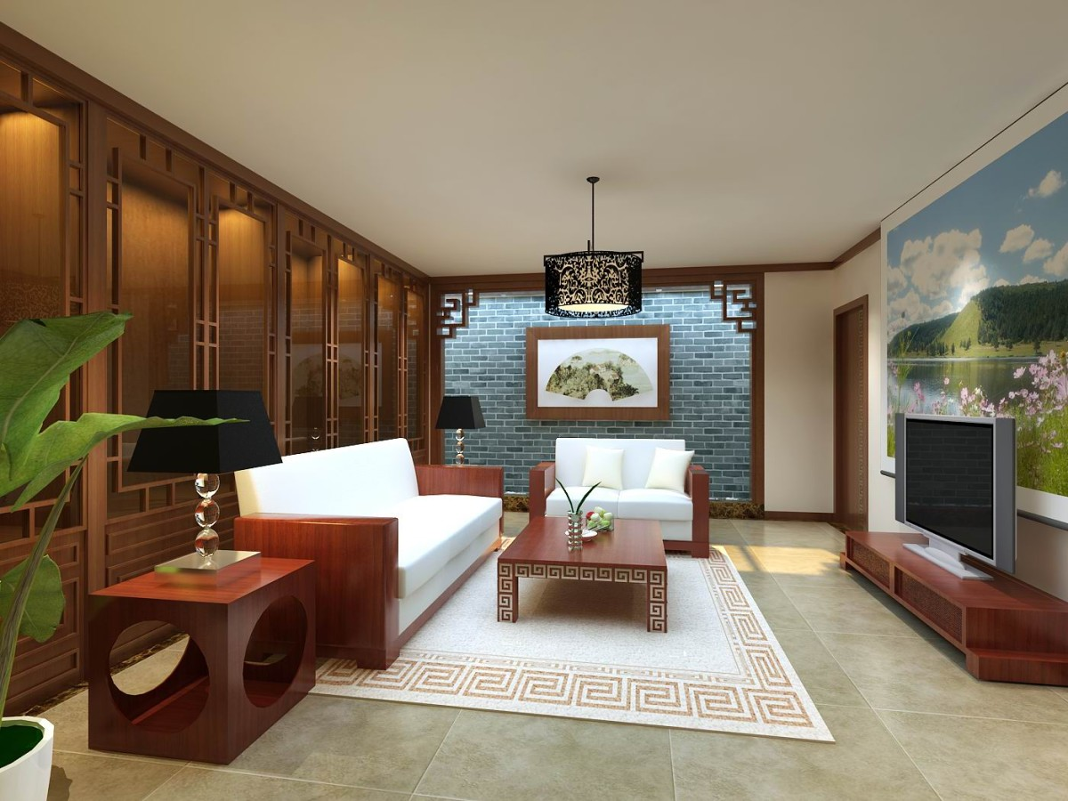 别墅 地中海风格 客厅图片来自北京居然元洲装饰小尼在350平地中海,不一样的视觉体验的分享