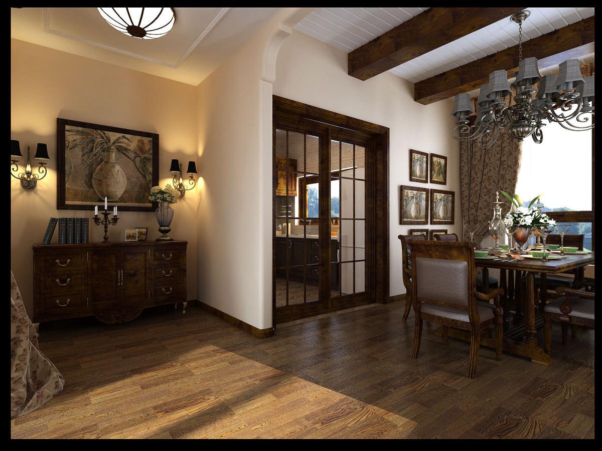 复式 美式 别墅装修 玄关图片来自北京居然元洲装饰小尼在245美式风格,享受自在惬意生活的分享