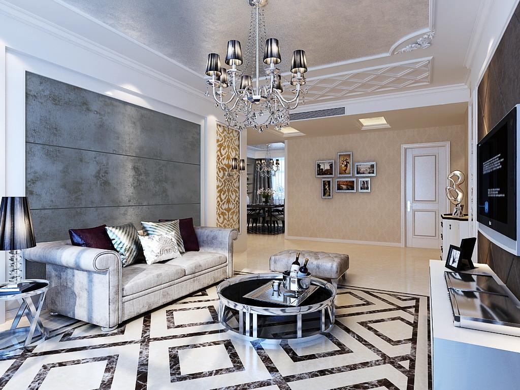 三居 欧式 别墅装修 客厅图片来自北京居然元洲装饰小尼在简欧风格,家居设计潮流趋势的分享
