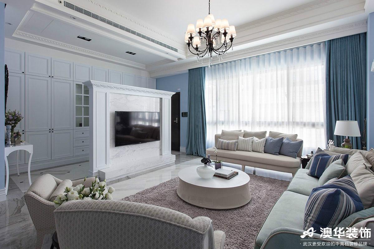 简约 客厅图片来自澳华装饰有限公司在清江山水新古典风格的分享
