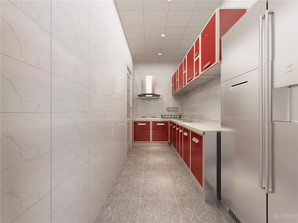 简约 现代 二居 收纳 80后 厨房图片来自阳光力天装饰在现代简约   首创城  91㎡的分享