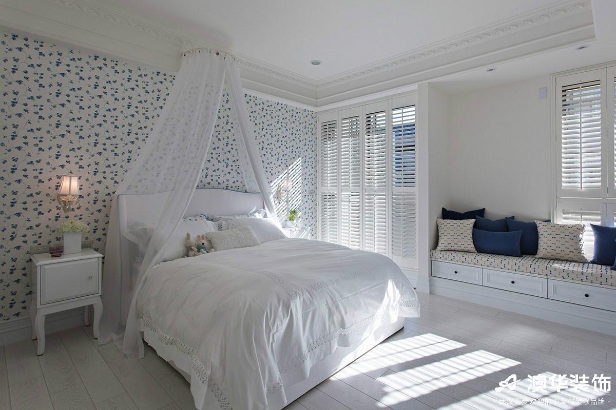 简约 卧室图片来自澳华装饰有限公司在清江山水新古典风格的分享