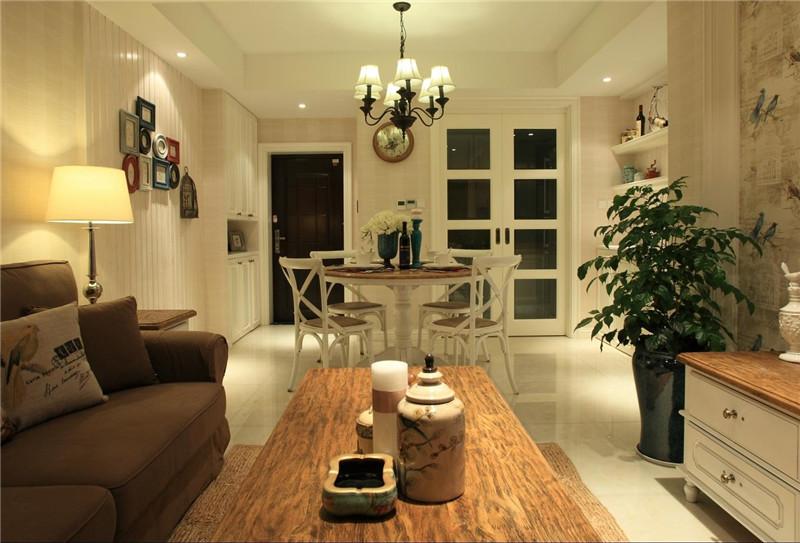 欧式 客厅图片来自四川幸福魔方装饰在桐梓林壹号-欧美风情的分享
