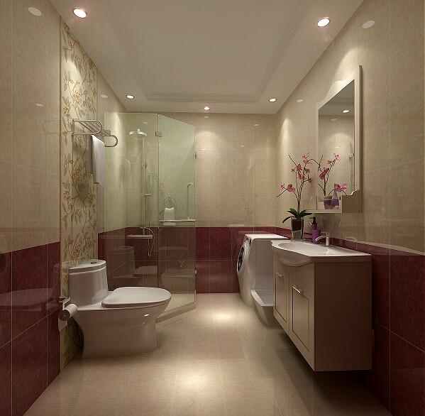 欧式 四局 欧式风格 装修设计 卫生间图片来自北京居然元洲装饰小尼在蓝天嘉园简约欧式风格的分享