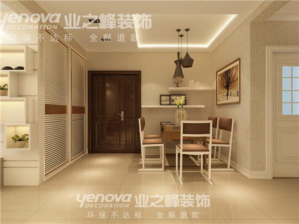 玄关图片来自业之峰太原分公司在光信国信现代设计风的分享