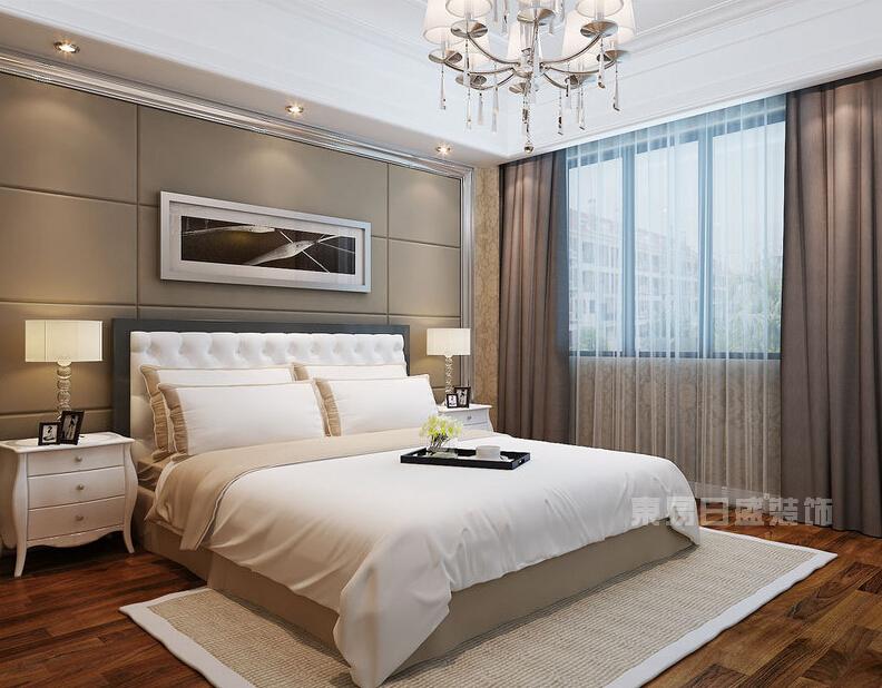 欧式 三居 白领 收纳 小资 卧室图片来自武汉东易日盛在金地意境-文奇-简欧风格的分享