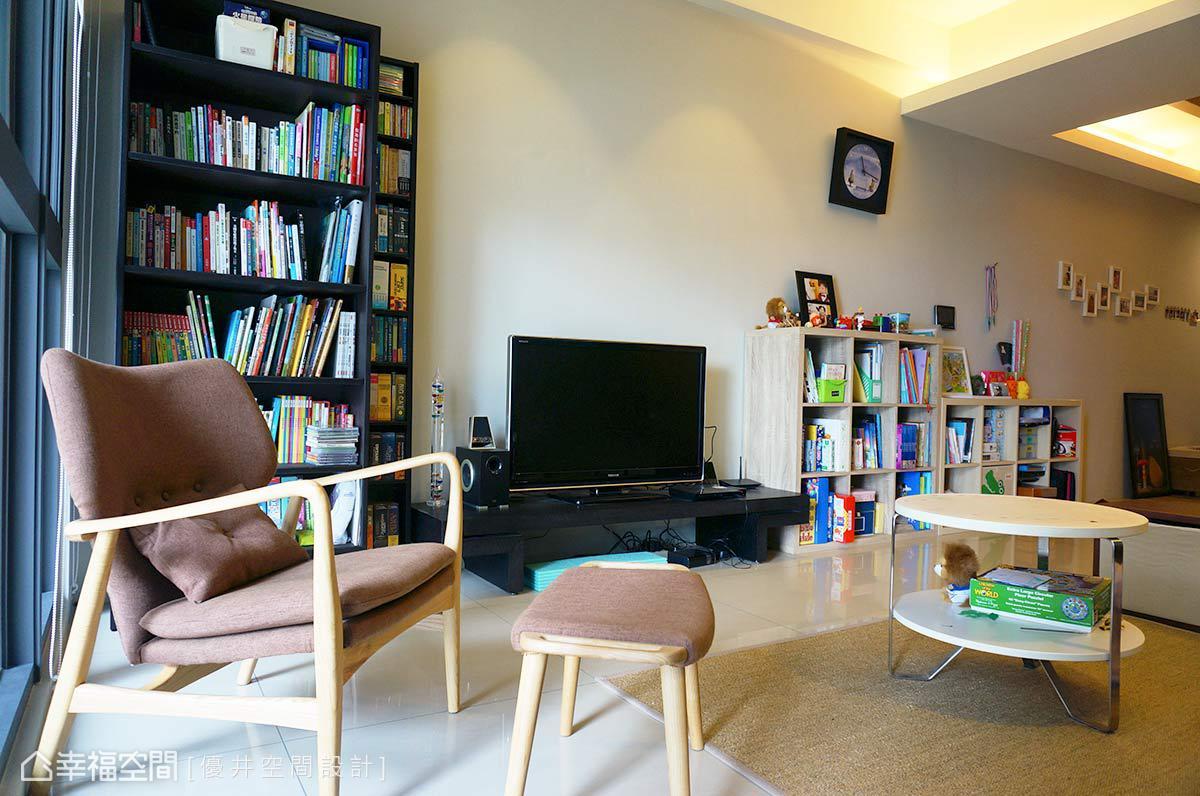 四居 北欧 简约 田园 客厅图片来自幸福空间在99平幸福居家的纯真模样的分享
