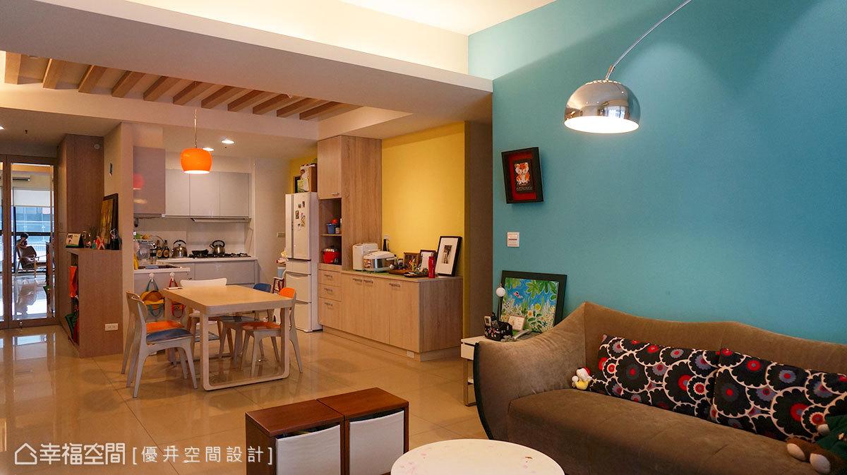 四居 北欧 简约 田园 餐厅图片来自幸福空间在99平幸福居家的纯真模样的分享