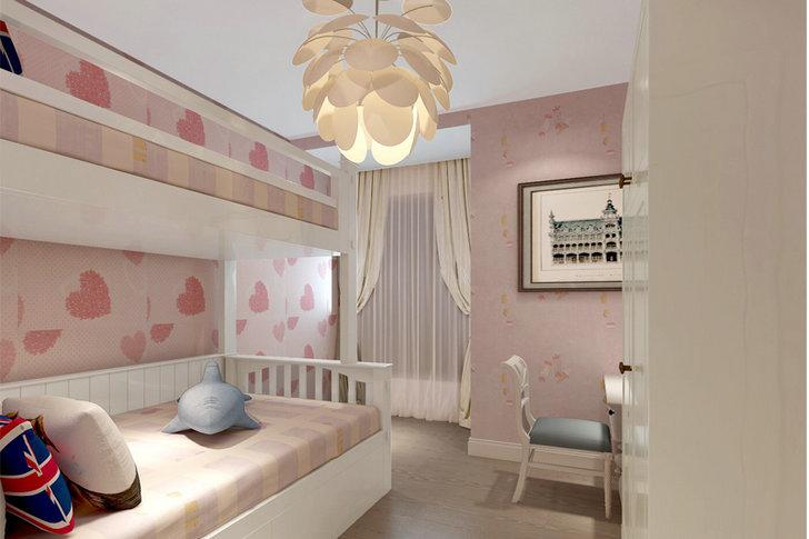 现代风格 三居室 世华泊郡 装饰装修 卧室图片来自业之峰装饰旗舰店在奢享生活的分享
